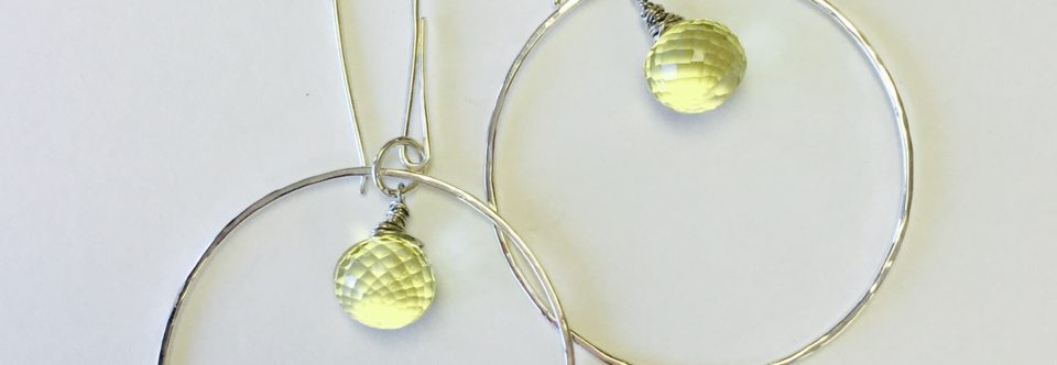 Bring on the Sun with these Sun Circle Earrings!