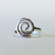 Energy Swirl Ring